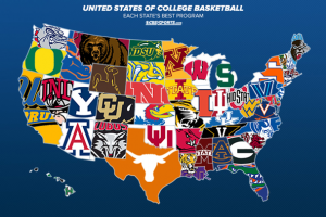 How much is your college basketball team worth?