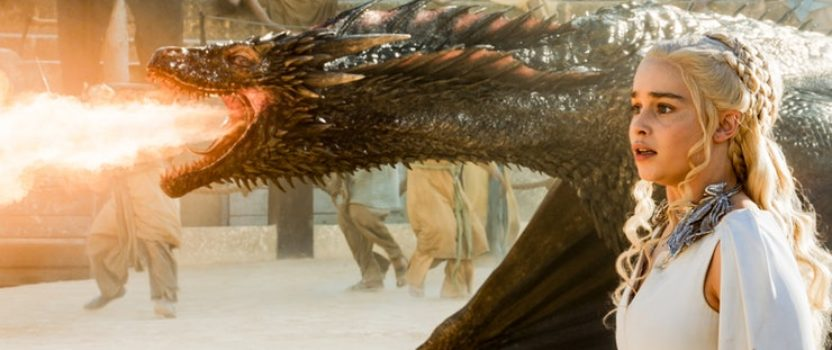 How much does a Game of Throne's dragon cost?