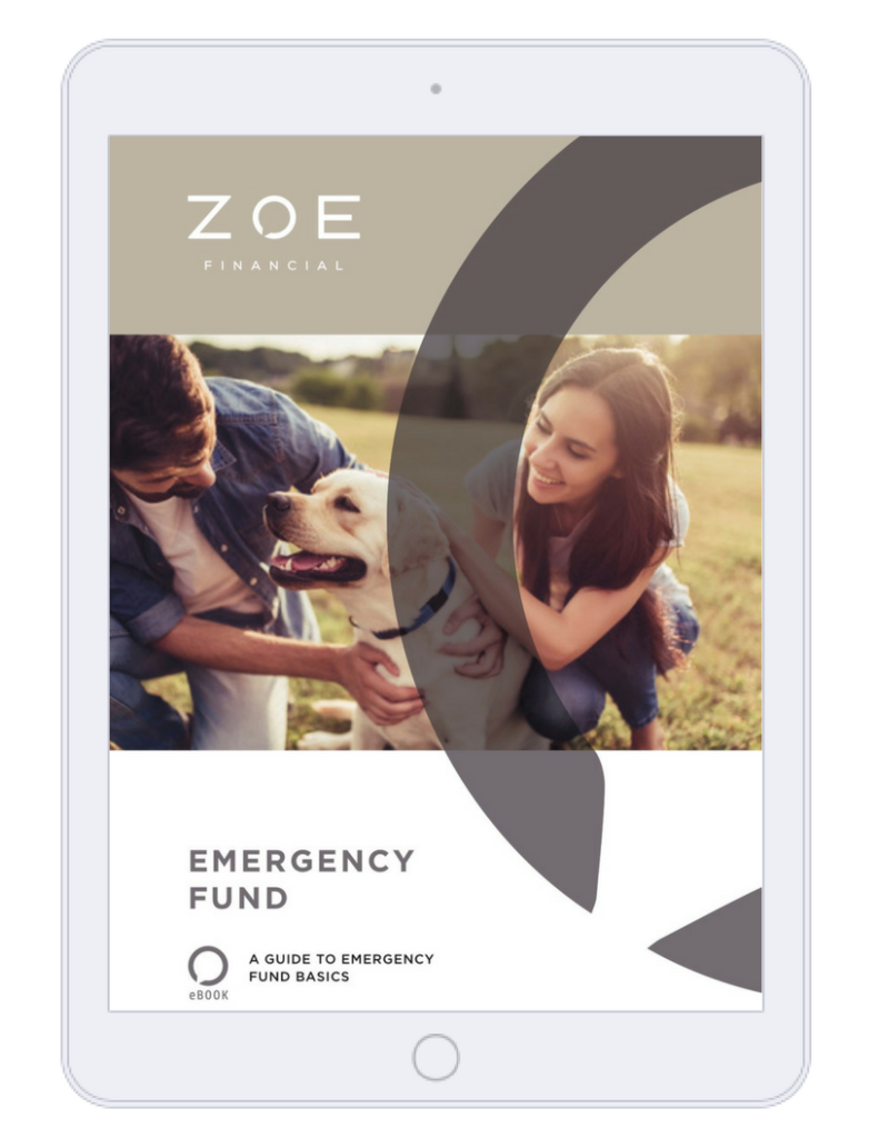 Zoe Financial – Zoe In the media – Andres Garcia-Amaya - Emergency Funds - Free personal finance resources