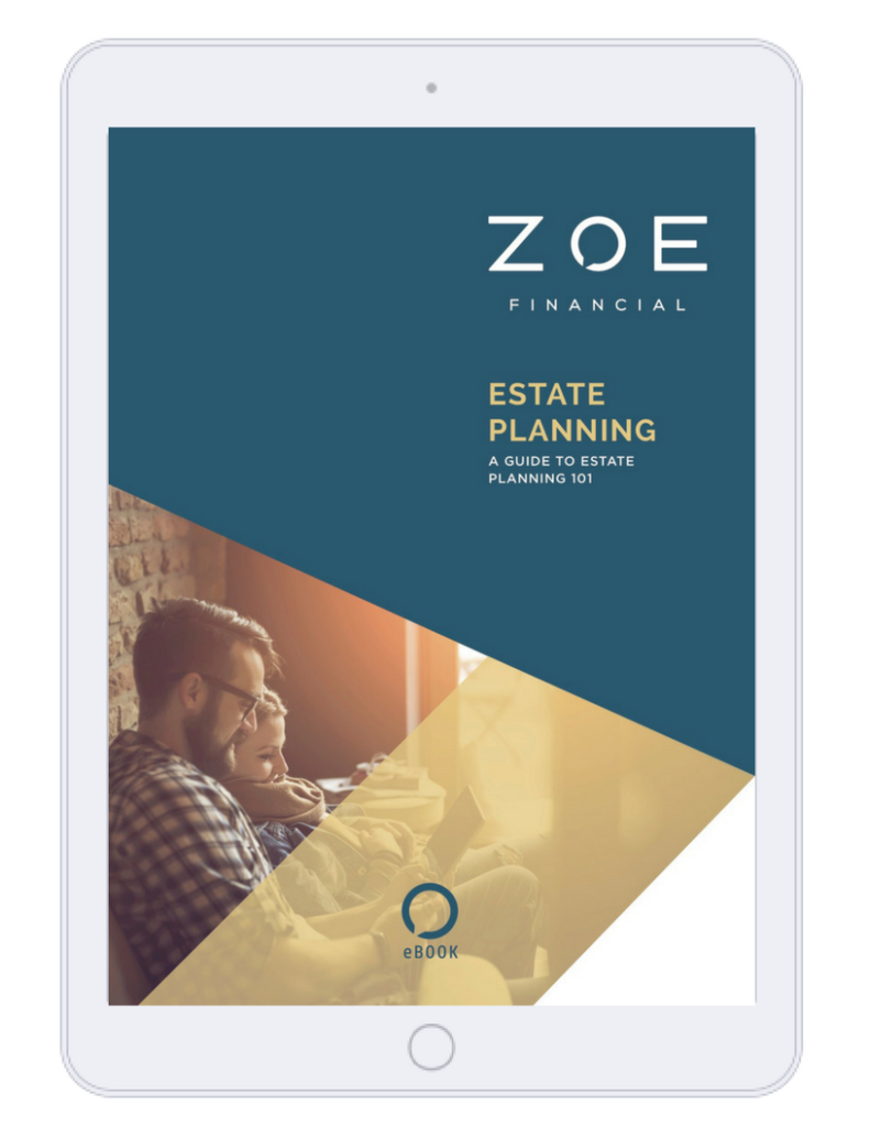 Zoe Financial – Zoe In the media – Andres Garcia-Amaya - Estate Planning
