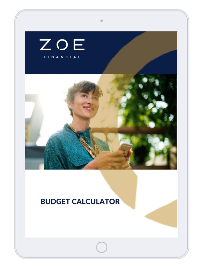 Zoe Financial – Zoe In the media – Andres Garcia-Amaya - Budget Calculator - Free personal finance resources