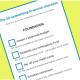 30-something financial checklist PDF