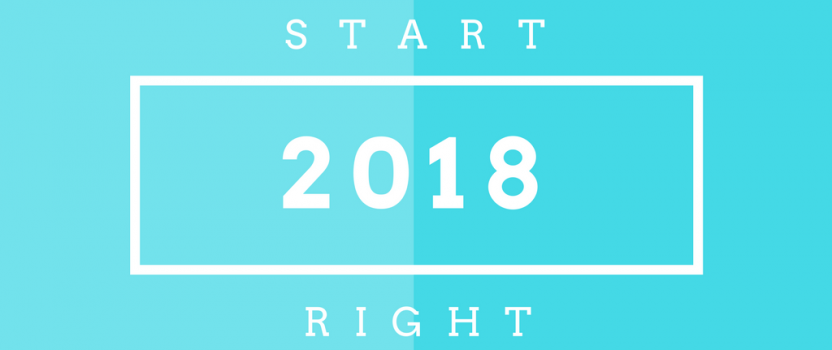5 Ways To Start The New Year Right