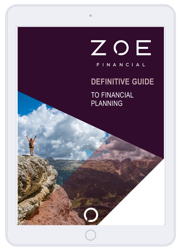 Definitive Guide to Financial Planning - Financial advisor - Zoe Financial