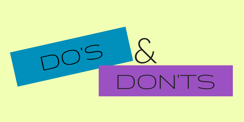 Financial planning - do's and don'ts - zoe personal finance blog - financial advisor - personal finance - personal goals - zoe financial