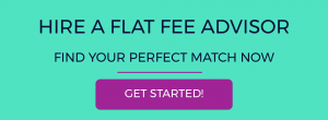 fnd your flat fee advisor - fixed fee - personal finance - financial advisor - financial planner - zoe financial - personal finance blog