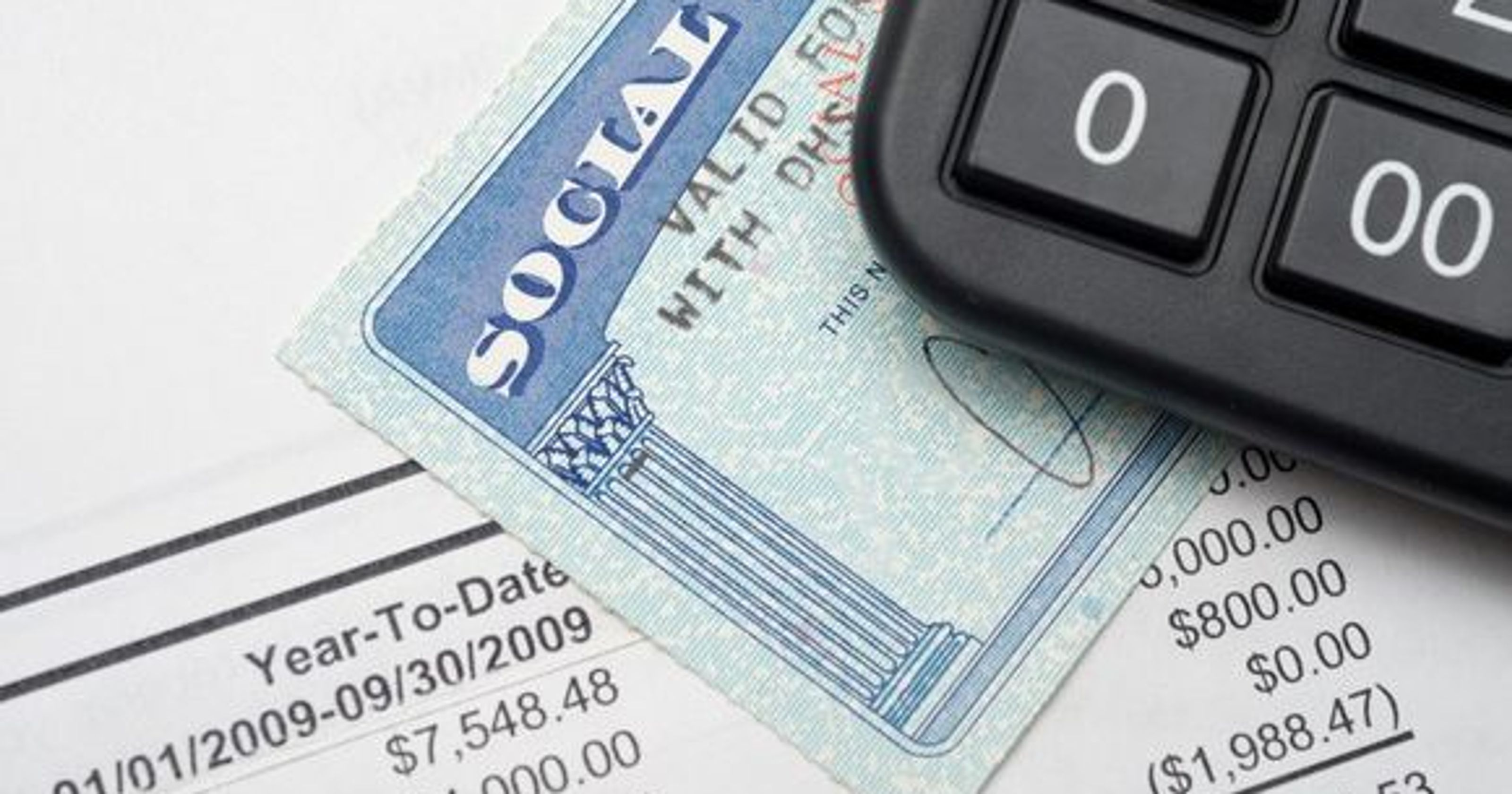2019 changes to social security benefits